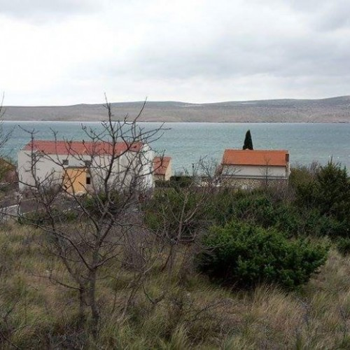 Građevinsko zemljište: 859 m2 Seline