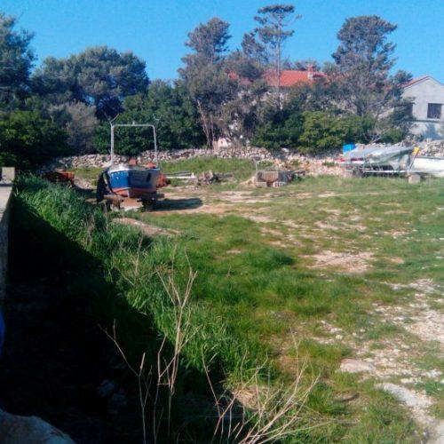 Građevinsko zemljište: 700 m2 Silba