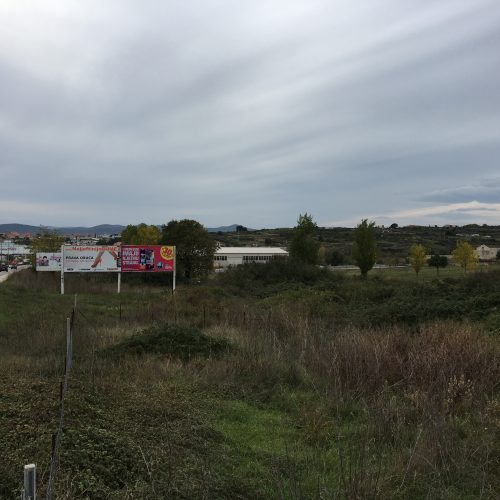 Građevinsko zemljište: 2870 m2 Crno