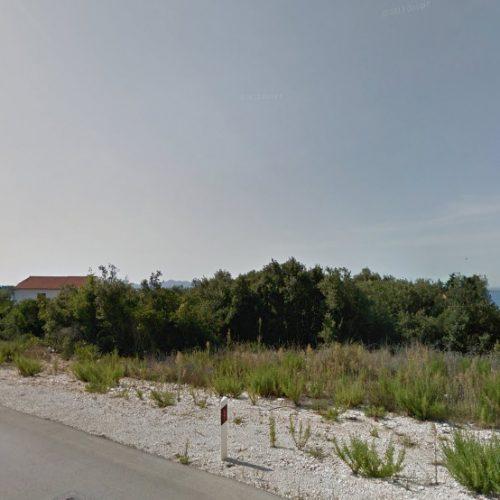 Građevinsko zemljište: 800 m2 Punta Skala
