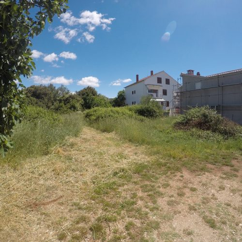 Građevinsko zemljište: 490 m2 Bibinje