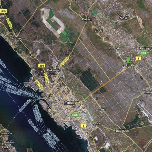 Građevinsko zemljište: 4228 m2, Murvica – Ind. zona – Moguća zamjena!!!