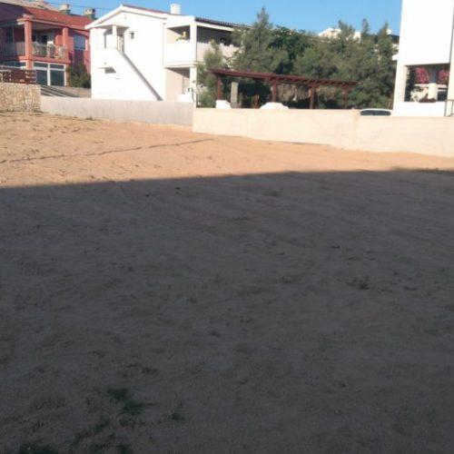 Građevinsko zemljište: 1154 m2 Pag