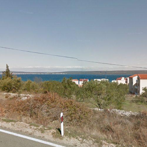 Građevinsko zemljište: 1423 m2 Dobropoljana