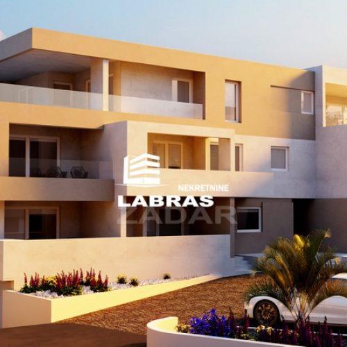 Stan: Zadar-Mocire, 93 m2, novogradnja OB-S8 – Velika terasa!!