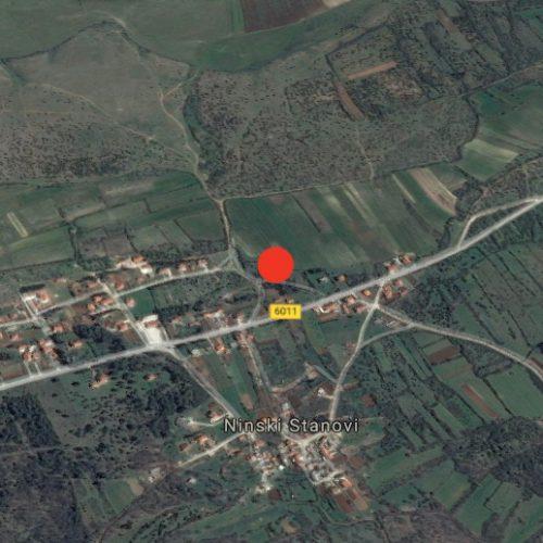 Građevinsko zemljište: 2900 m2 Ninski stanovi – 24 E/m2