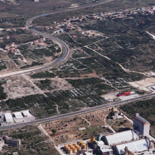Građevinsko zemljište, Zadar-Gaženica, 5452 m2