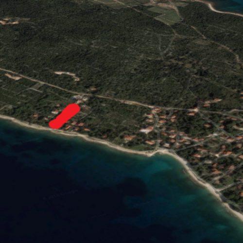 Građevinsko zemljište, Silba, 631,84 m2 – 80 E/m2
