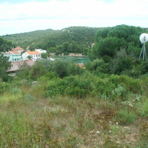 Građevinsko zemljište, Žman, 3000 m2 – 80 m od mora!!