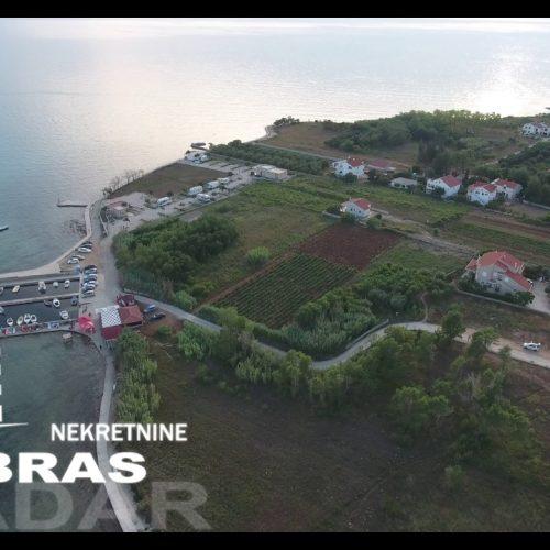 Građevinsko zemljište, Privlaka-Mletak, 810 m2 – 160 m od mora!