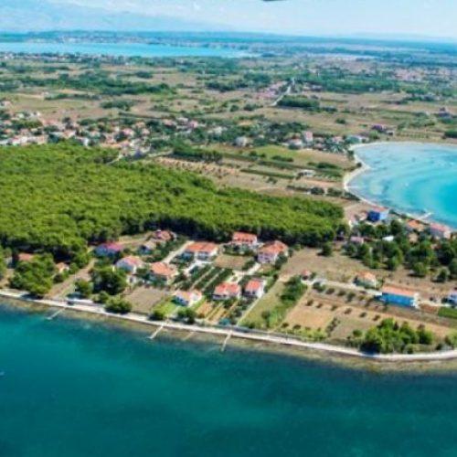 Građevinsko zemljište, Privlaka, 957 m2 – Punta Sebačeva – 90m od mora