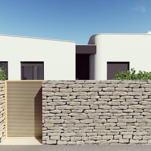 Luksuzna villa: Ražanac – 155 m2 – Bazen – Pogled na more – Privatnost