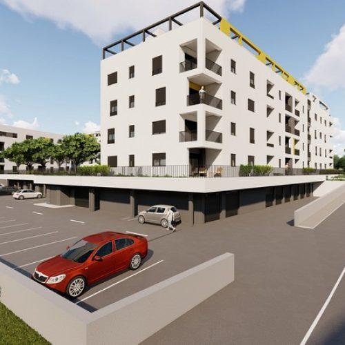 Novogradnja: Zadar-Belafuža, 98,75 m2 – Z2