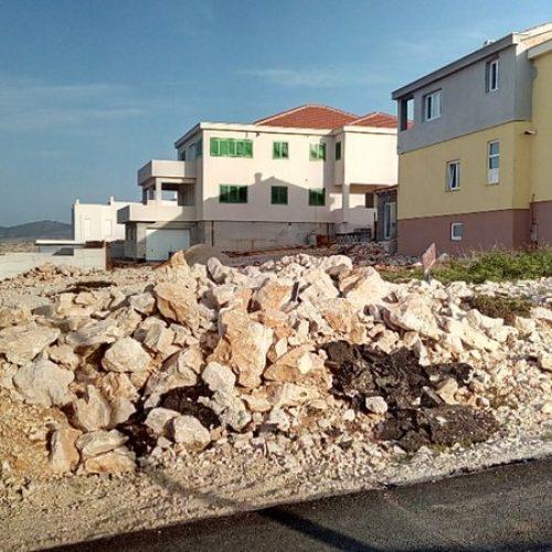 Građevinsko zemljište, Ražanac, 626 m2