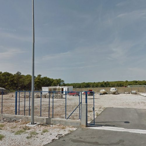 Građevinsko zemljište, Biograd na Moru, 3000 m2 – Poslovna zona!