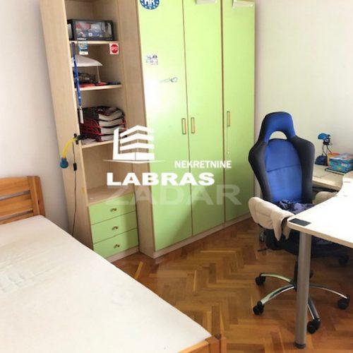 Stan: Zadar-Voštarnica, 85,40 m2 – Vrhunska lokacija – Pogled na more!