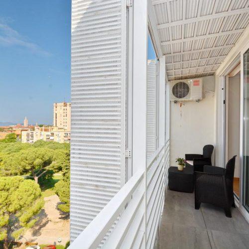 Penthouse: 120 m2 TIZ – Prekrasan pogled na more – Dupla garaža!!!