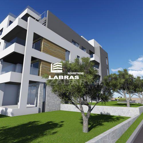 Stan: Zadar-Vidikovac, 42,6 m2, novogradnja S1 V5