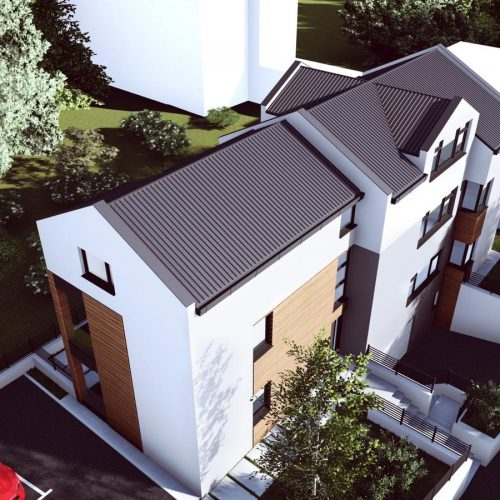 Penthouse: Zadar-Arbanasi, 100,65 m2 – Pogled na more – Tri spavaće -S5