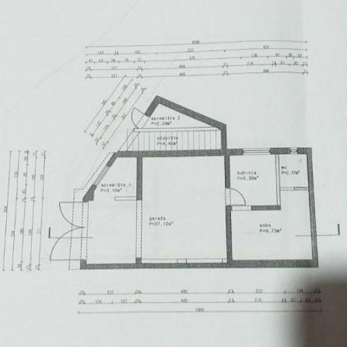 Kuća: Zadar-Bokanjac, 140 m2 – katnica – ZAMJENA ZA ZG!!!