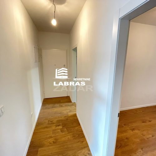 Stan: Zadar-Crvene kuće, 83,48 m2, novogradnja – Krovna terasa!