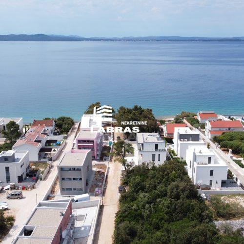 Građevinsko zemljište, Petrčane-Punta Radman, 454 m2 – Blizina mora!