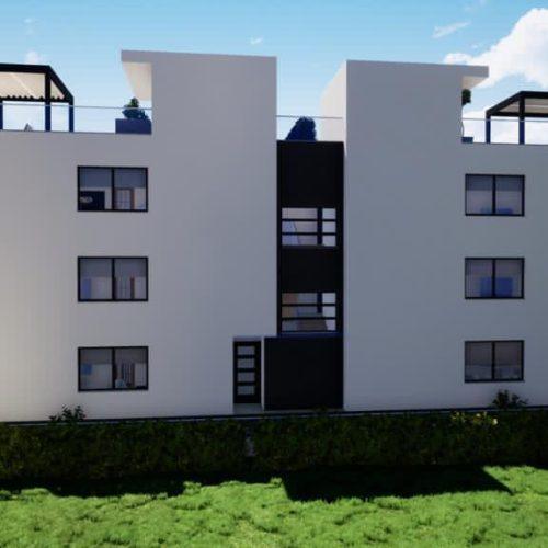 Luksuzni apartmani: Sukošan – novogradnja – Krovne terase – Bazeni !!!