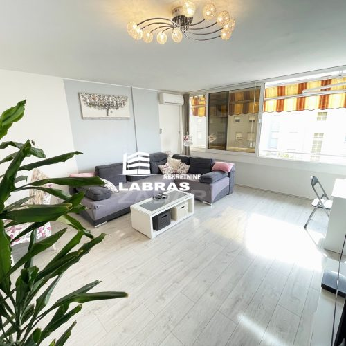 Jednosobni stan: Zadar-Bili brig, 53 m2 – Namješten – Odlična lokacija